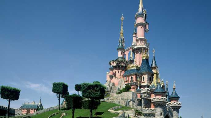 Pariisin Disneyland