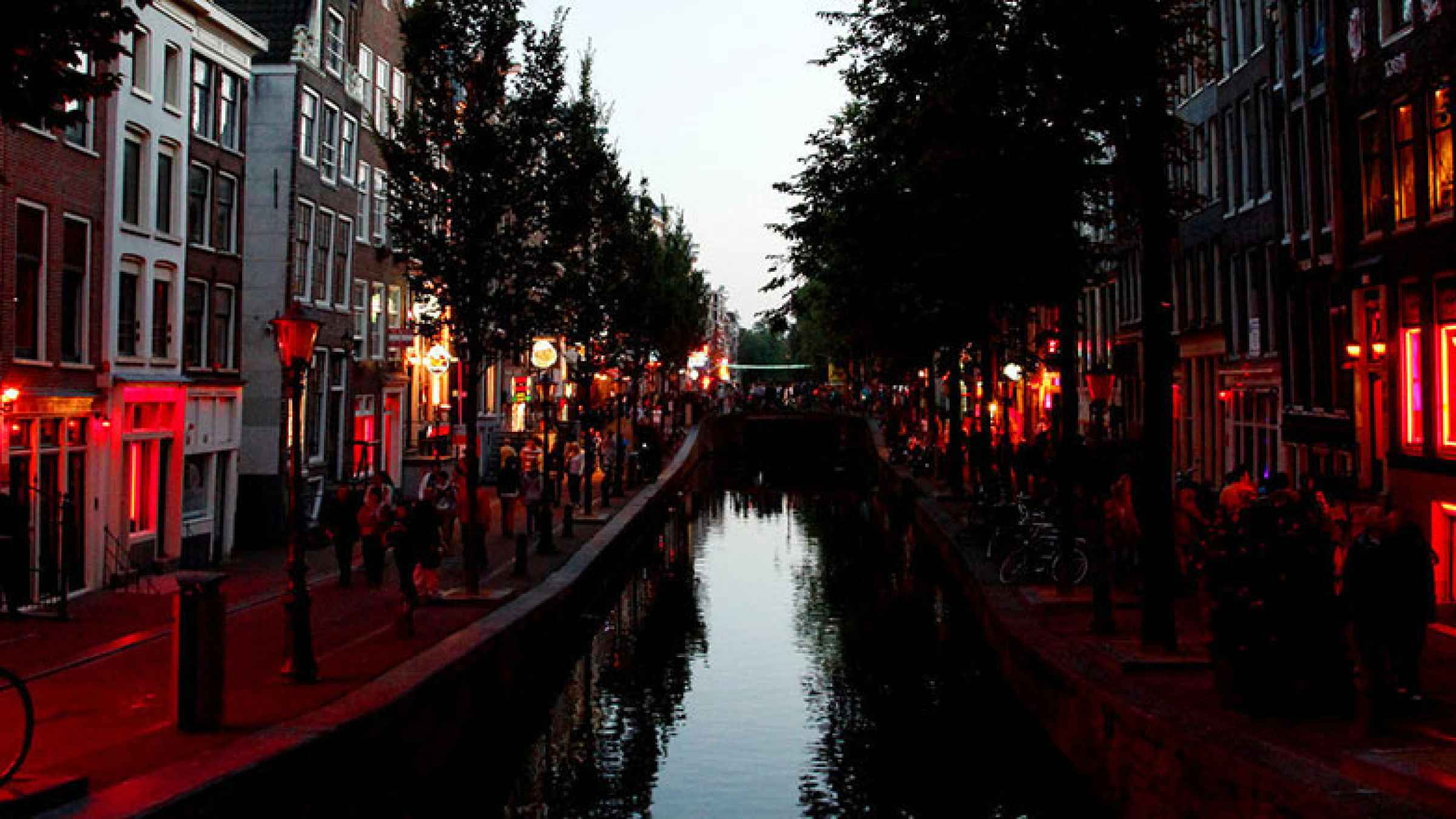 Red light district amsterdam preise