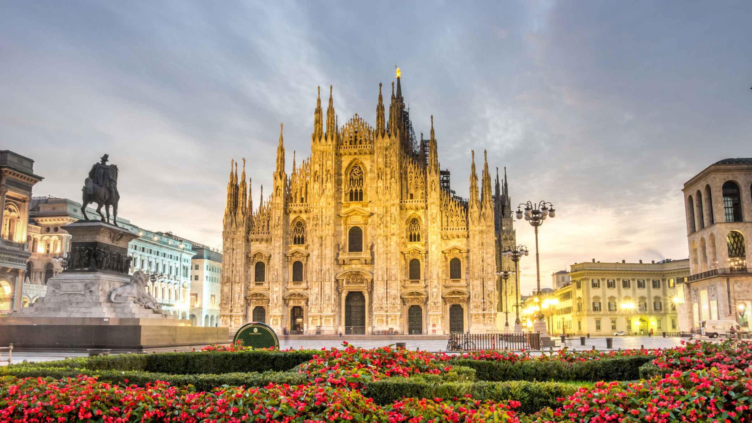 Mailand Dom Ticket
