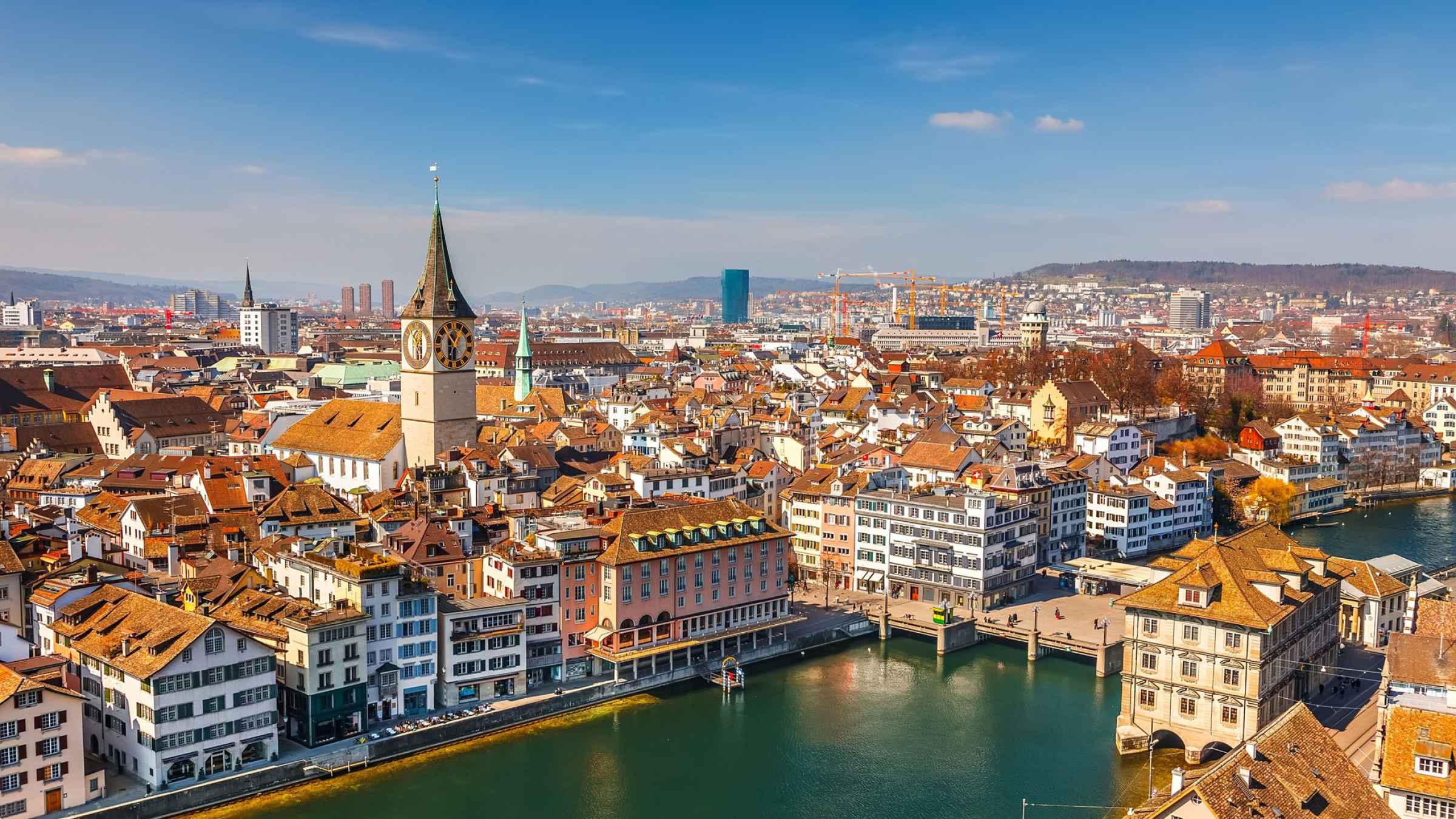 Best Zurich Bus Minivan Tours Top