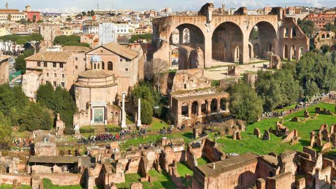 Monte Palatino, Roma - Reserva de entradas y tours | GetYourGuide