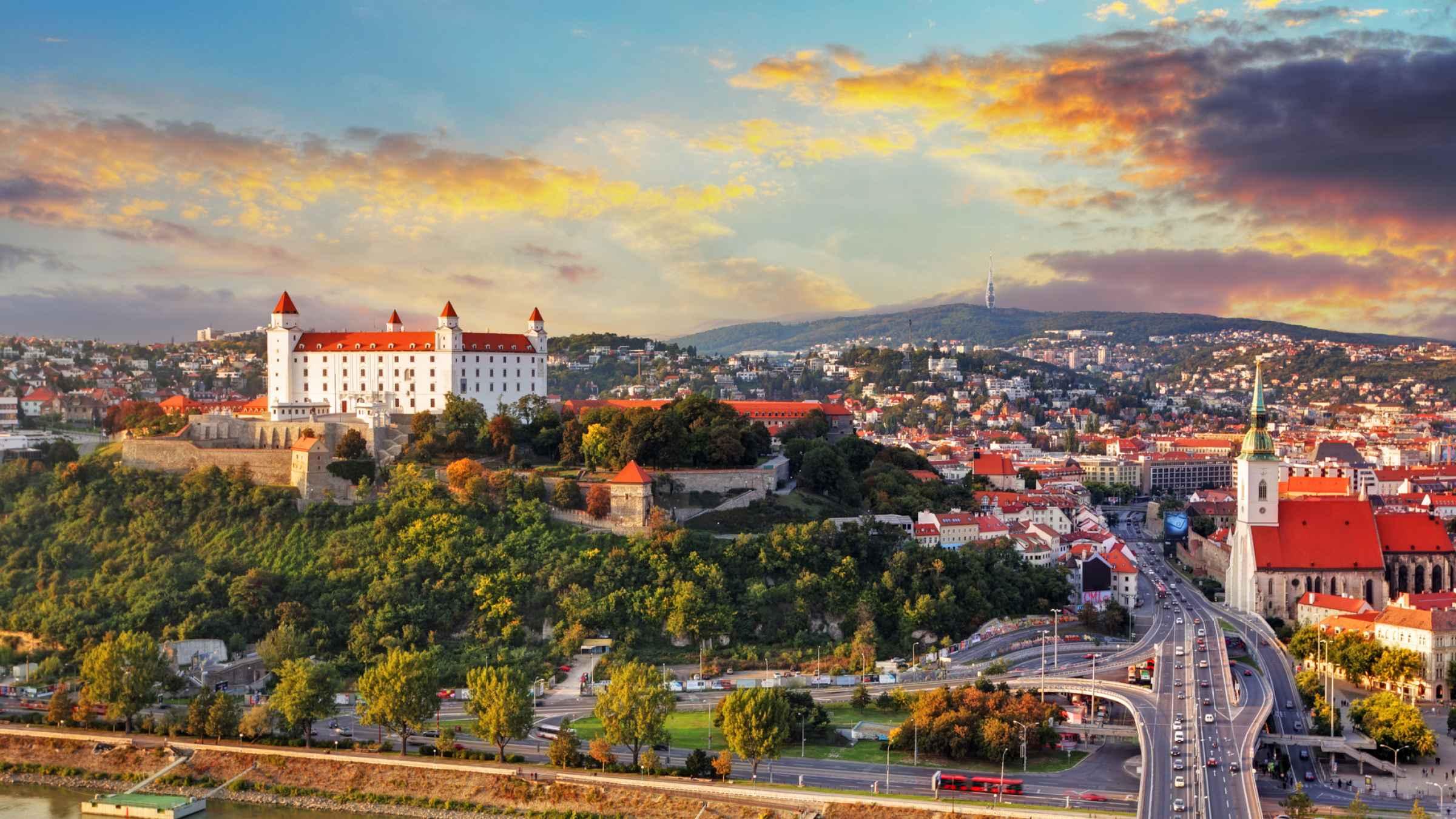 Old Bridge, Bratislava, Bratislava - Book Tickets & Tours | GetYourGuide.com