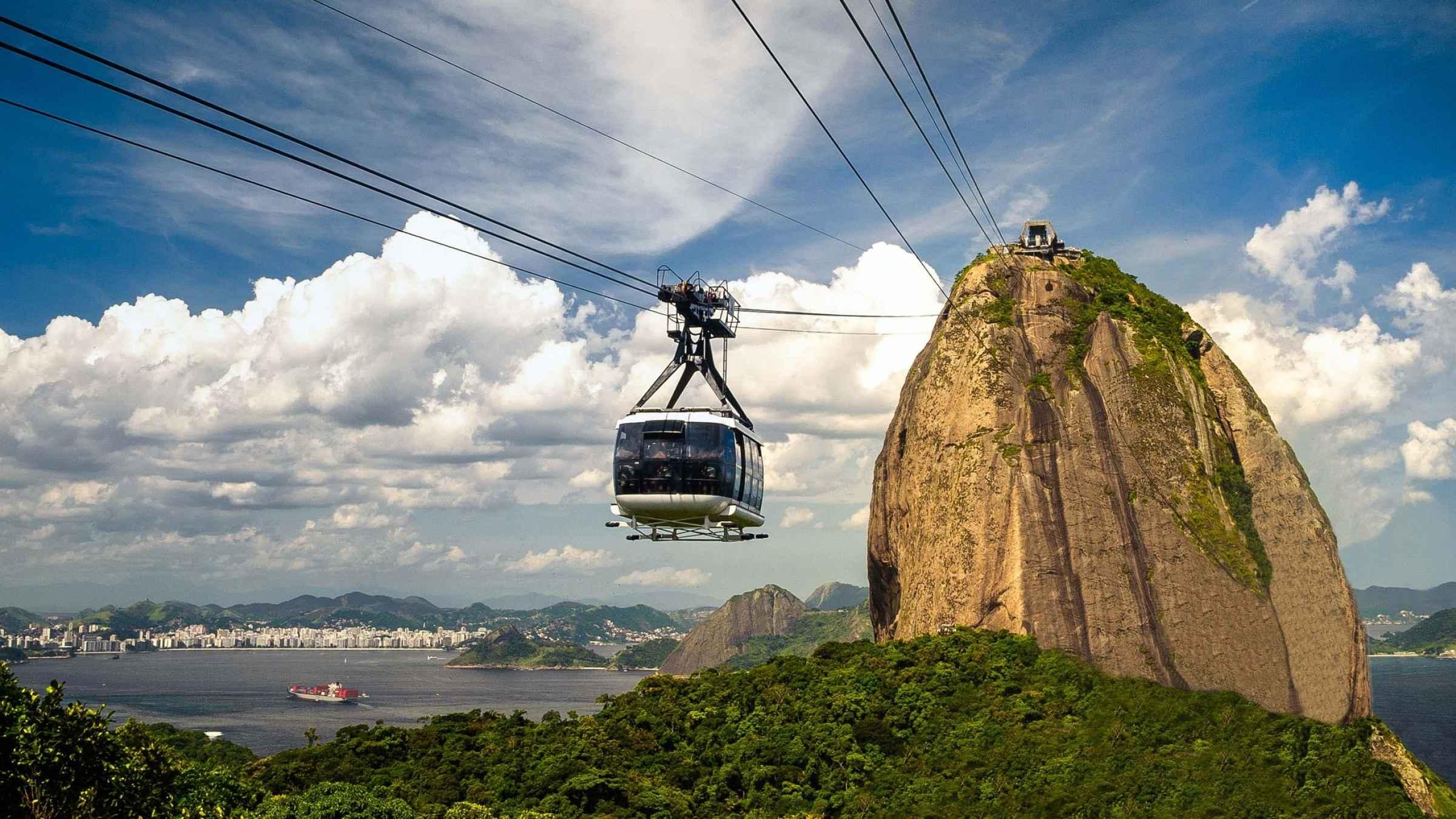 Pão de Açúcar Rio de Janeiro tickets: comprar ingressos agora |  GetYourGuide.com