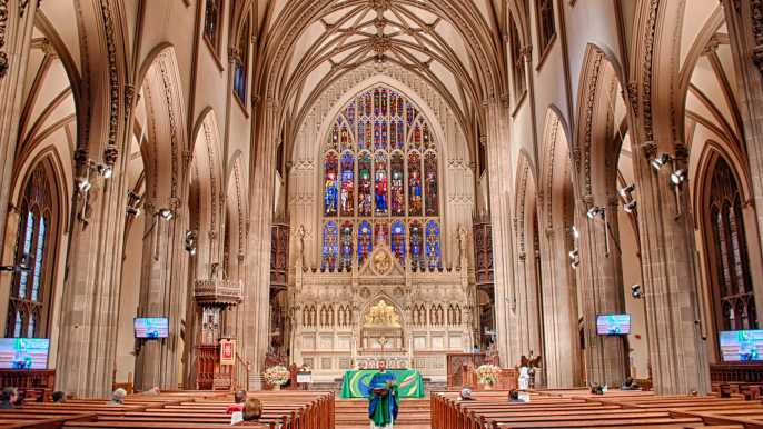 Trinity Church - Nowy Jork: Zdobądź bilety   GetYourGuide