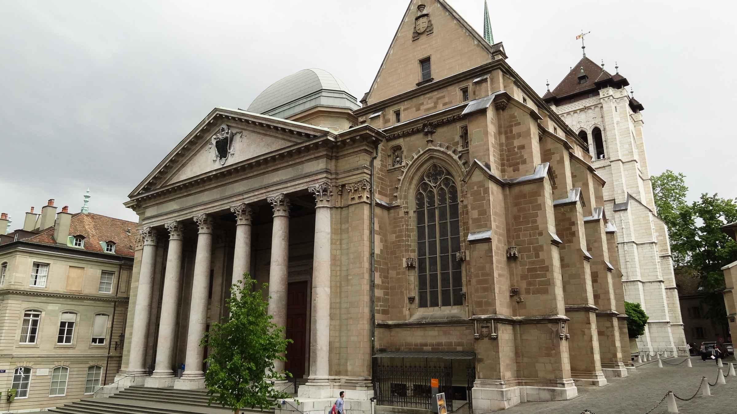 Welche i kathedrale frankenstein Immanuel Kant