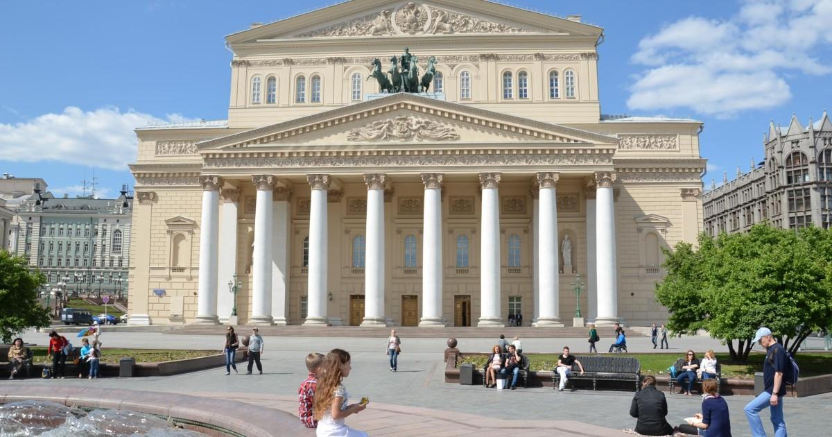 Ticket Moskau