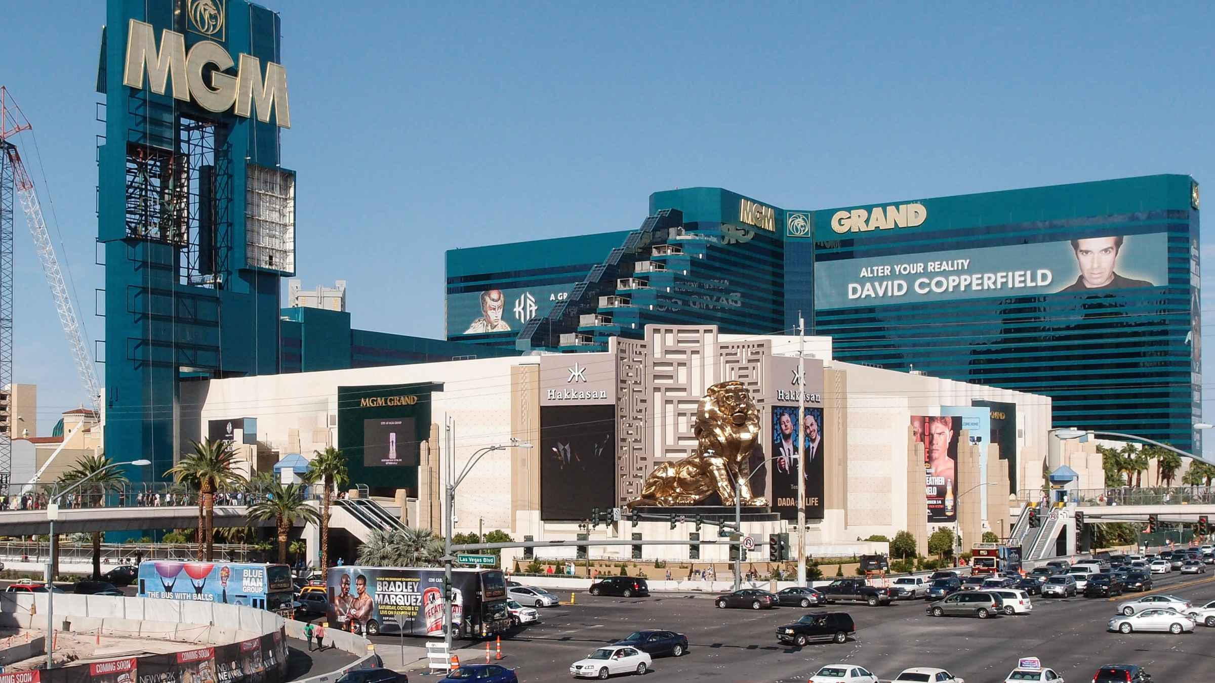 Mgm Grand Las Vegas Book Tickets Tours Getyourguide Com