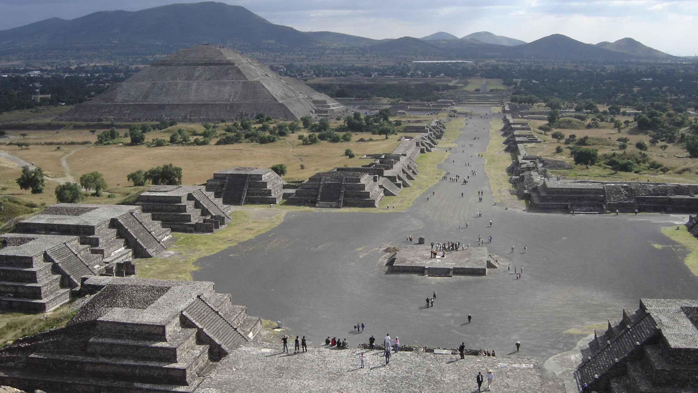 GISMETEO: Vremea în Teotihuacán de Arista astăzi, prognoza meteo pe astăzi, statul México, Mexic