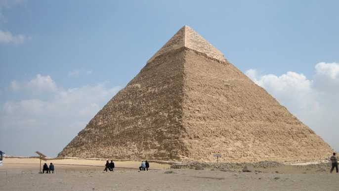 Great Pyramid Of Giza Cairo Book Tickets Tours Getyourguide Com