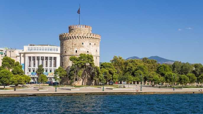 Thessaloniki Airport Makedonia Thessaloniki Book Tickets Tours