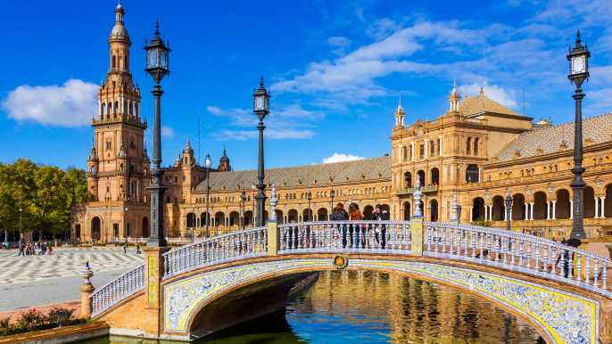 Seville: 3-Hour Tapas, Sherry, and Wine Tasting Adventure