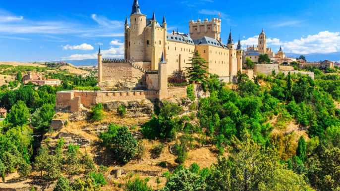 From Madrid: Day Trip to Segovia by Train
