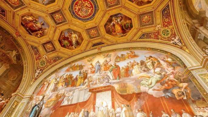 ラファエロの間、ローマ – チケット&ツアーの予約 | GetYourGuide.com