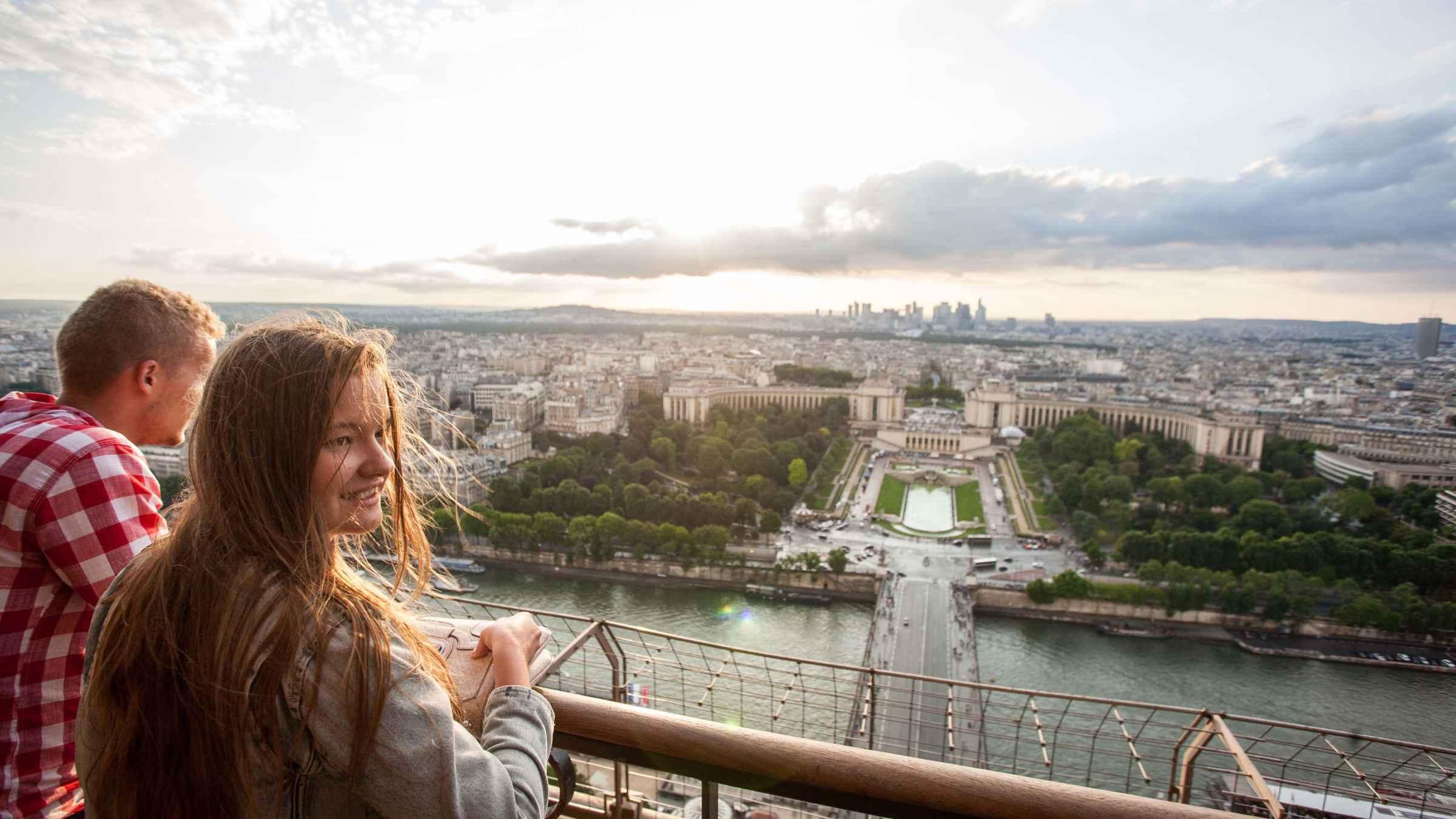 Eiffel Torni Liput