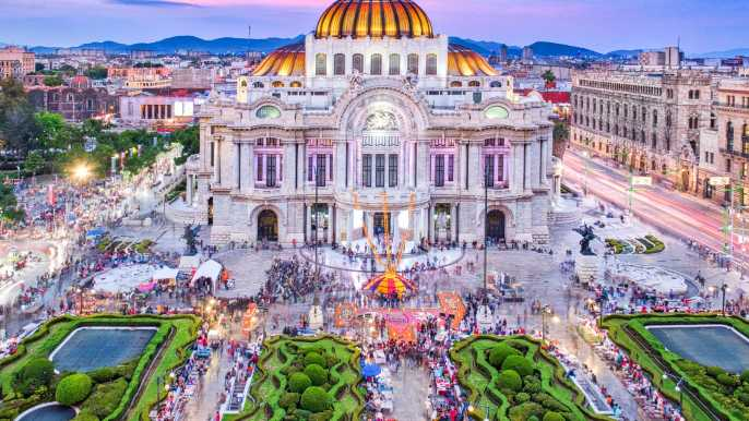 Mexico City Shows Getyourguide