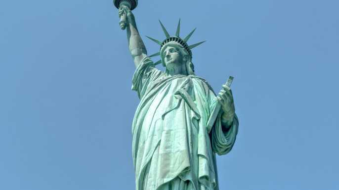 Statue Of Liberty Garden Park Tours, Statue Of Liberty Garden