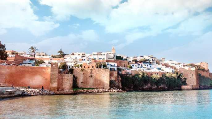 картинка фотография курорта Рабат в Марокко