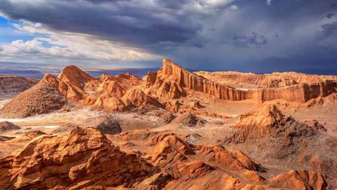 Valle de la Luna, San Pedro de Atacama - Reserva de entradas y tours