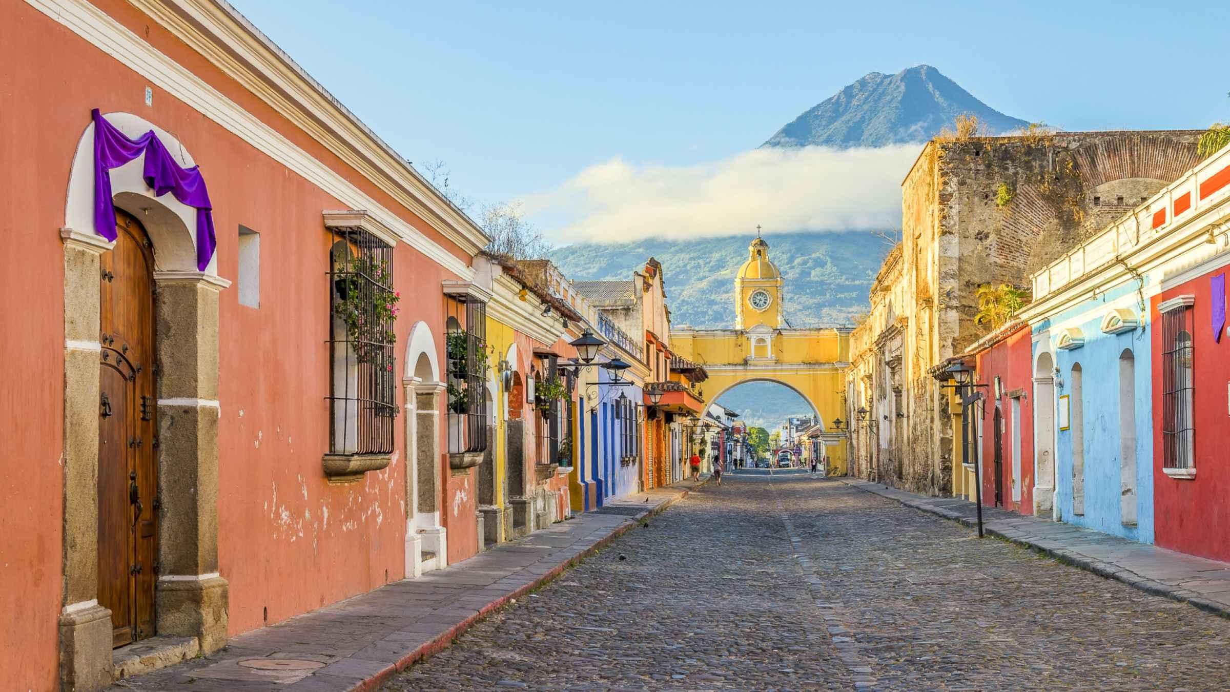 2 Days in Antigua, Guatemala | Guatemala travel, Antigua