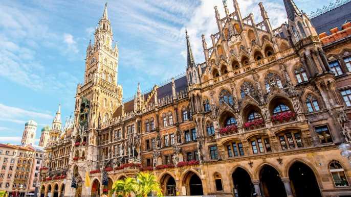 Múnich 2021 Los 10 Mejores Tours Y Actividades Con Fotos Cosas Que Hacer En Múnich Alemania Getyourguide