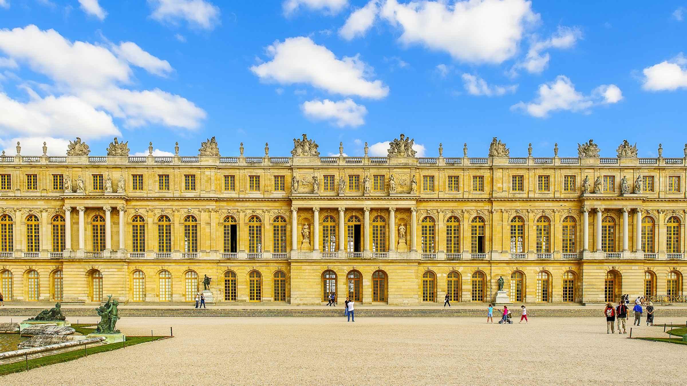 Schloss Versailles Tickets