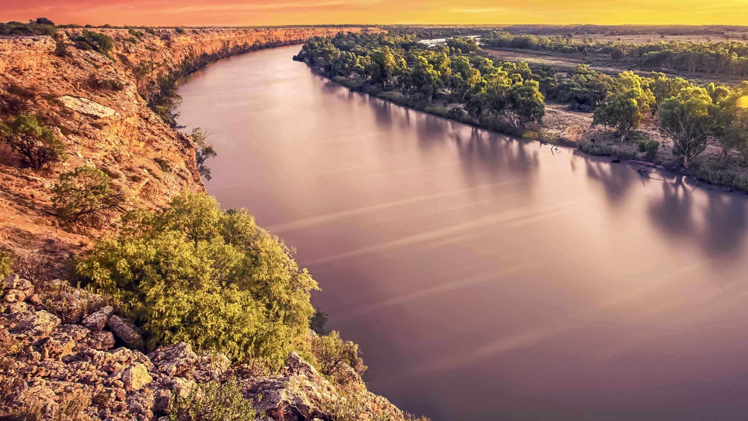 Murray River Culture History Getyourguide