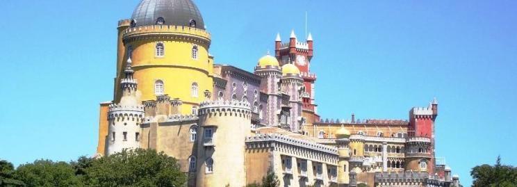 Excursão privada a Sintra e Estoril saindo de Lisboa