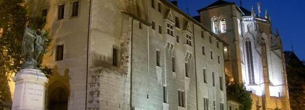 Visite privée à pied du centre historique de Chambéry