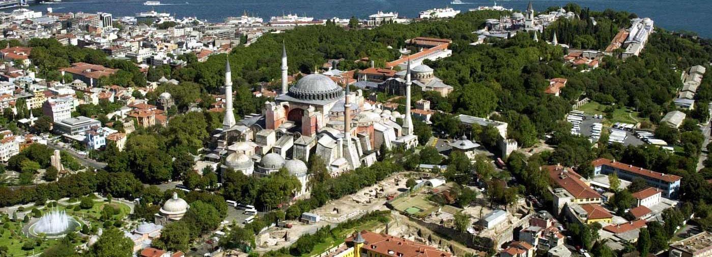 Istanbul: Highlights-Tagestour mit Mittagessen