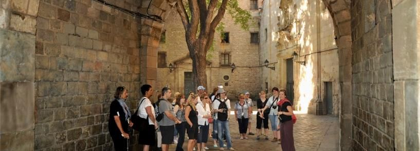 Barcelona 2-Hour Gothic Walking Tour