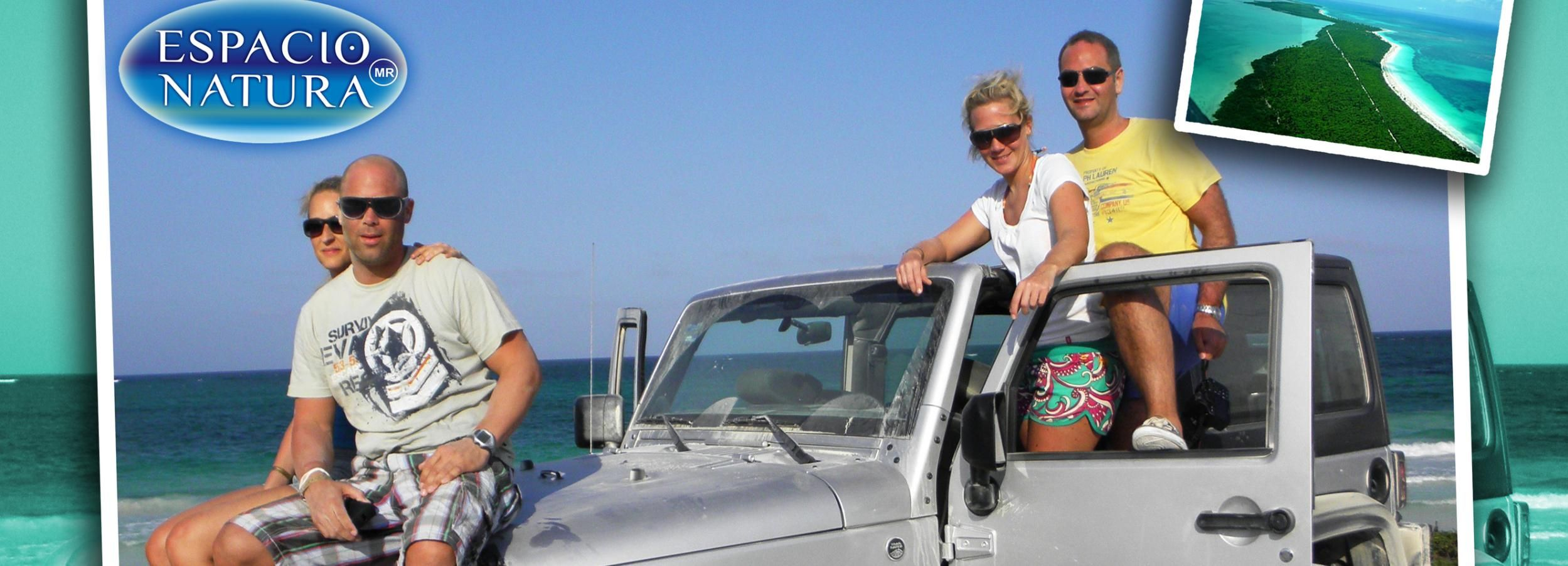 Sian Ka'an Jeep Expedition
