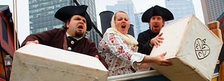 Boston Tea Party: Ships & Museum Interactive Tour