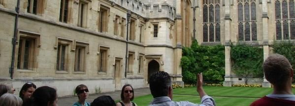 Walking Tour of Oxford and University