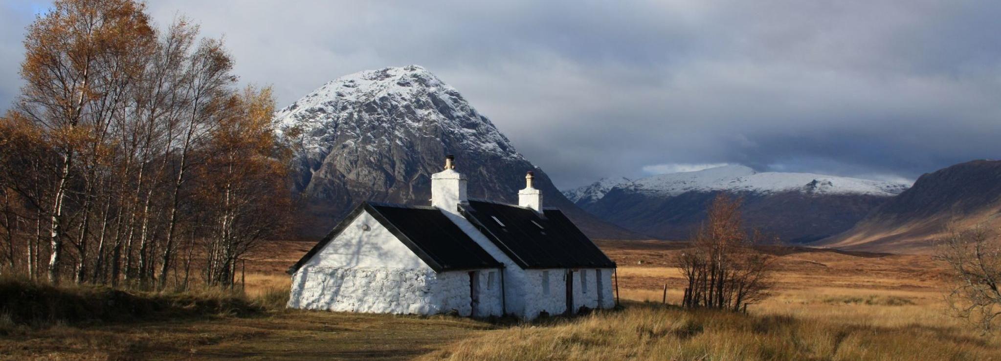 From Glasgow: Oban, Glencoe, Highland Lochs & Castles Tour