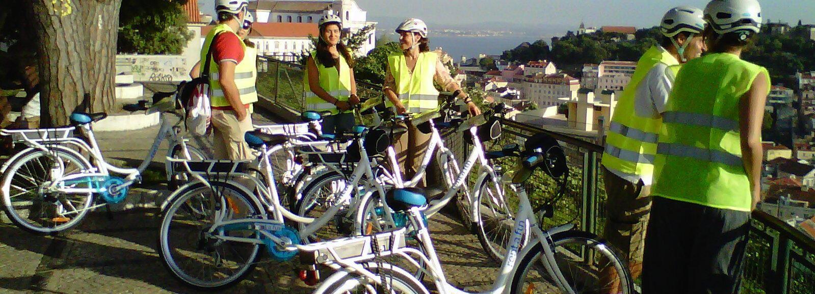 Lisboa: Excursão pelos 7 Montes de Bicicleta Elétrica