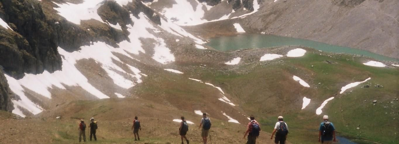 Pindus Mountains: Dragon Lake Full-Day Guided Hike