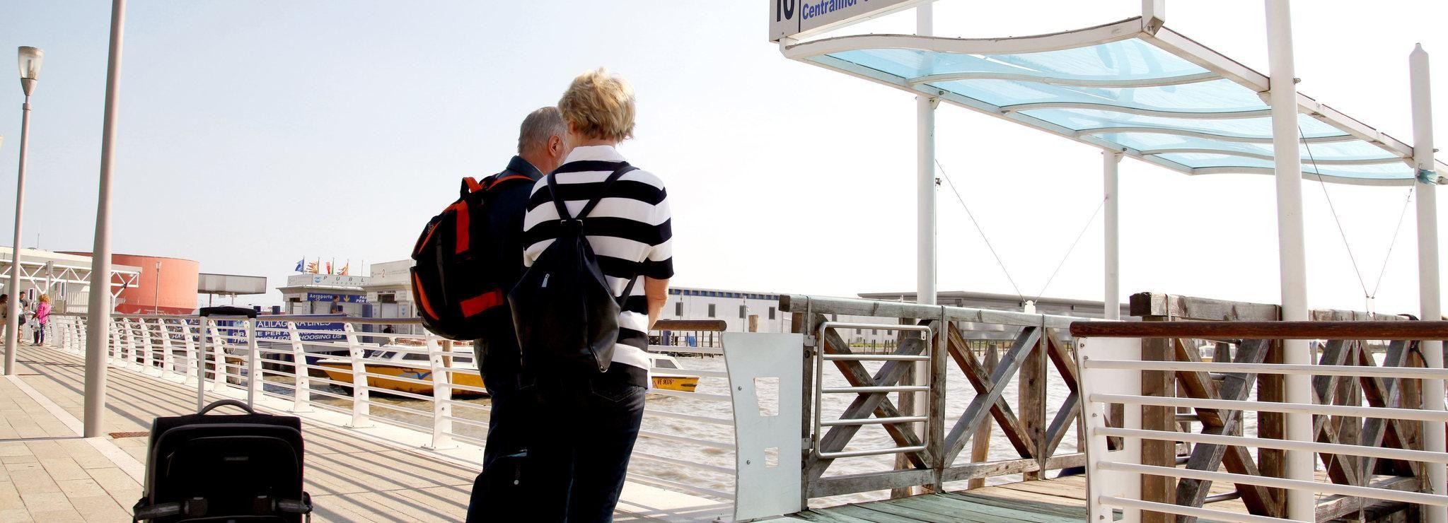 Venezia: transfer via acqua dall'Aeroporto Marco Polo
