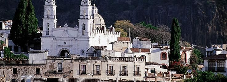Taxco and Cuernavaca: Full-Day Tour from Mexico City
