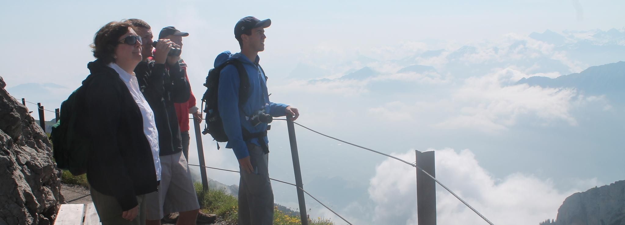 Mt. Pilatus: Private Day Hike