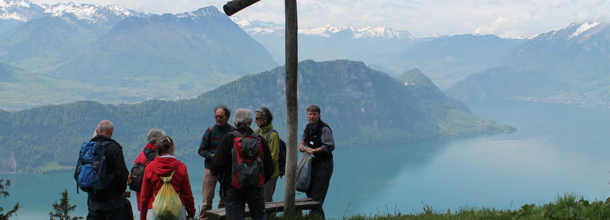 Mount Rigi Guided Hike from Lucerne