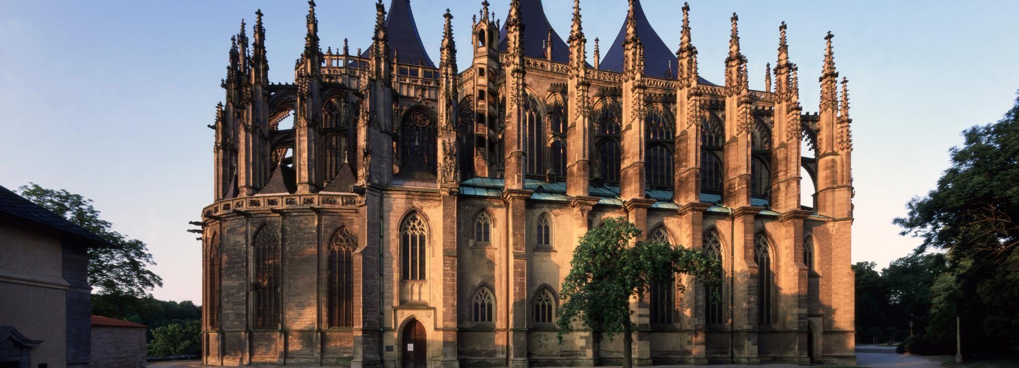 Desde Praga: tour a pie Kutna Hora y Catedral Santa Bárbara