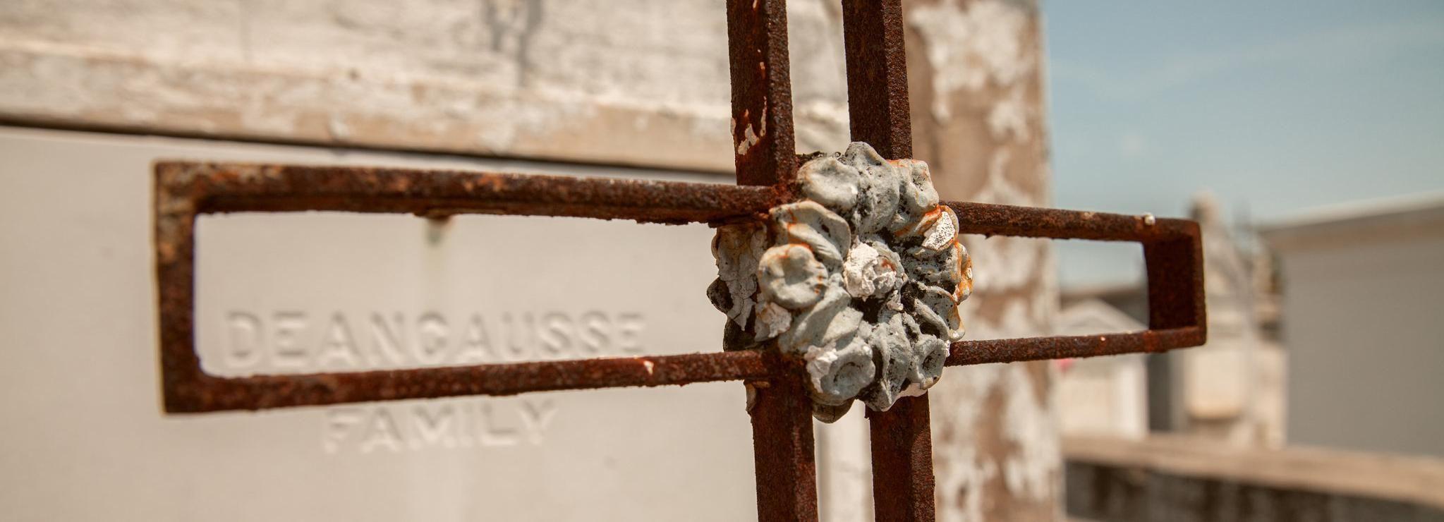 Nueva Orleans: tour histórico 2h por el cementerio St. Louis