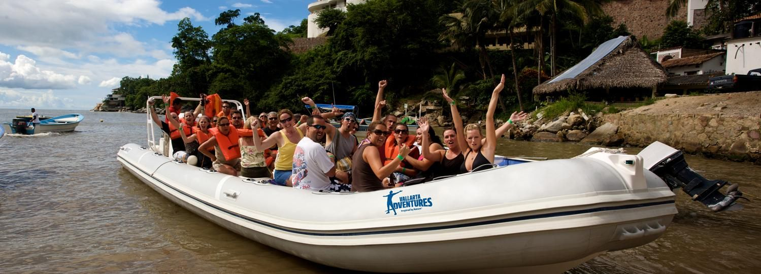 Puerto Vallarta Outdoor Adrenaline Adventure