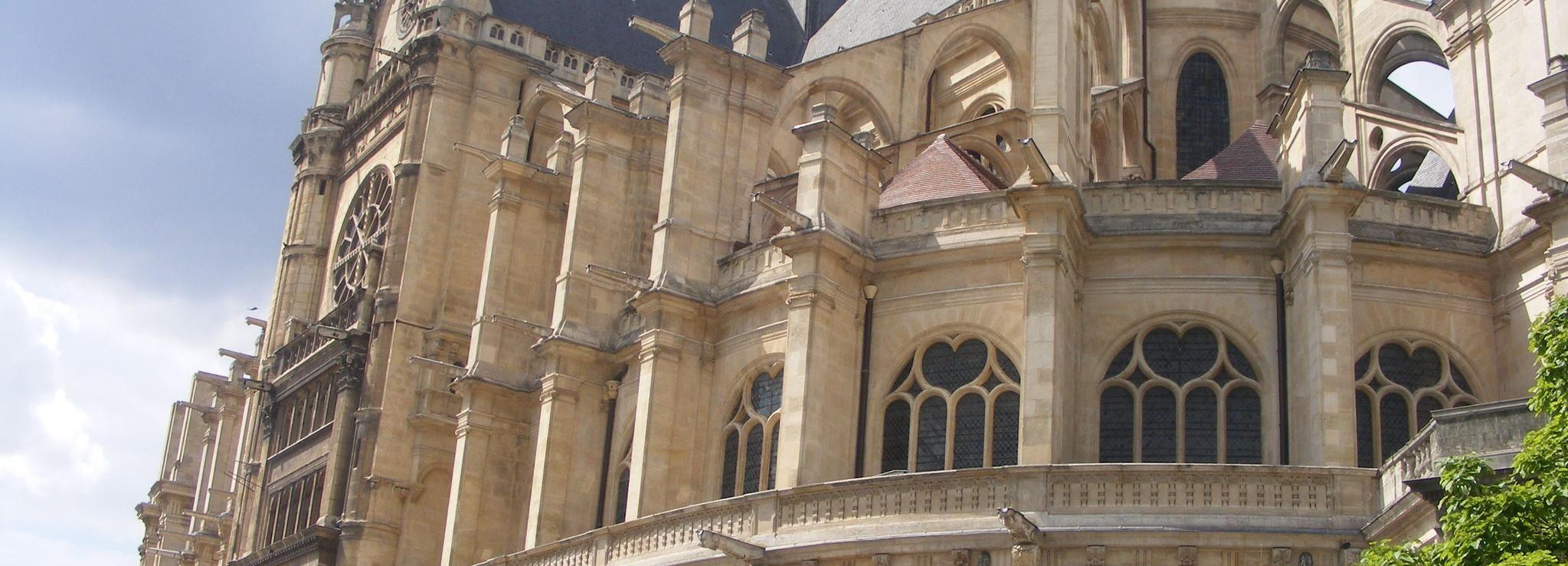 Medieval Paris Private Walking Tour