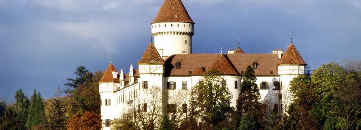 Konopiště: tour del castillo desde Praga