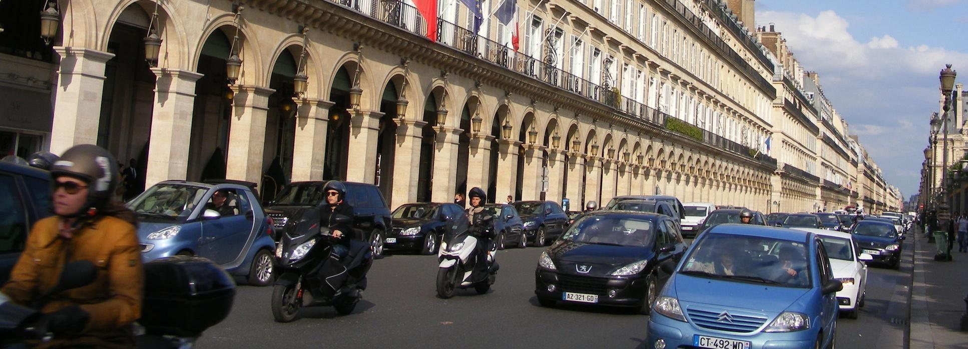 Paris Right Bank 2-Hour Private Walking Tour