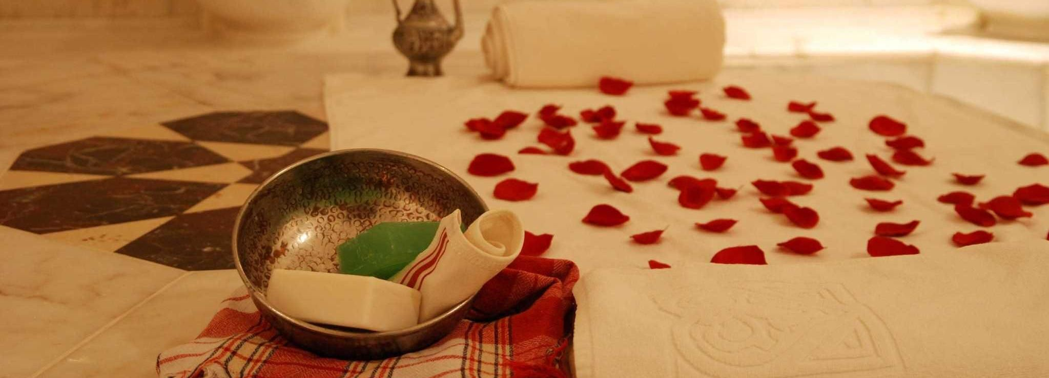 From Istanbul: Turkish Bath Experience
