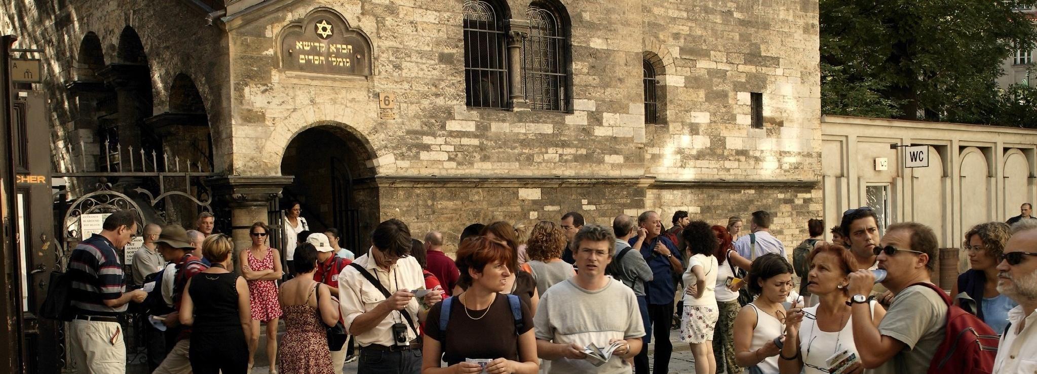 Jewish Town Walking Tour in Prague