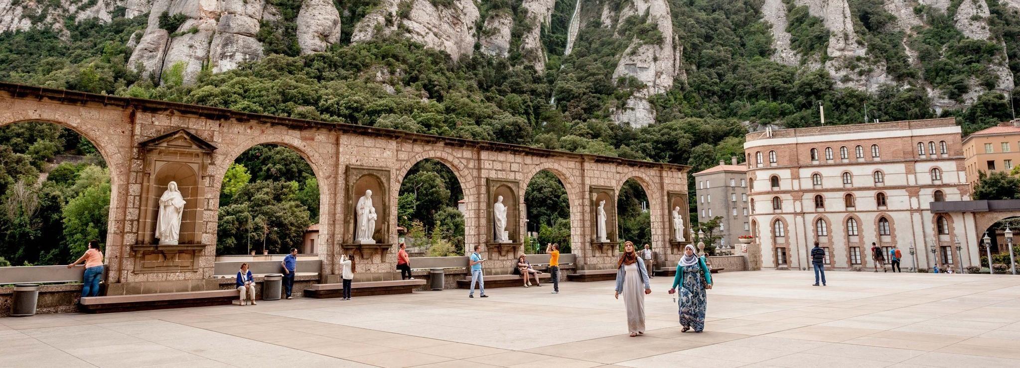 The Montserrat Tour from Barcelona