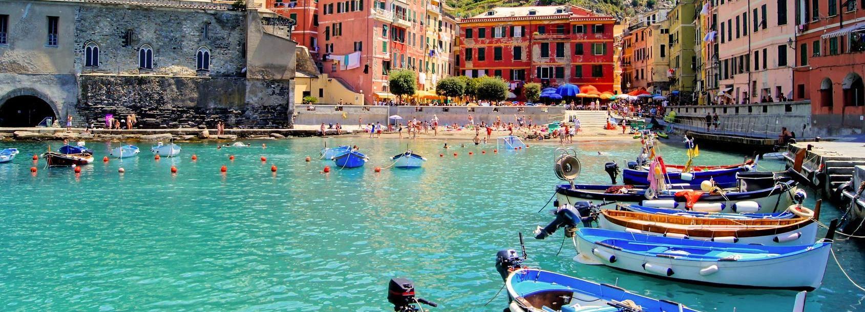 Cinque Terre door Minivan Shore Excursion vanuit Livorno